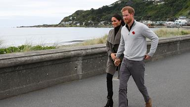 Prince Harry and Duchess Meghan shine a light on the work Kiwis are doing in the area of mental health