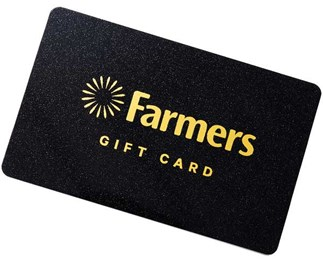 Win a $500 voucher from Farmers