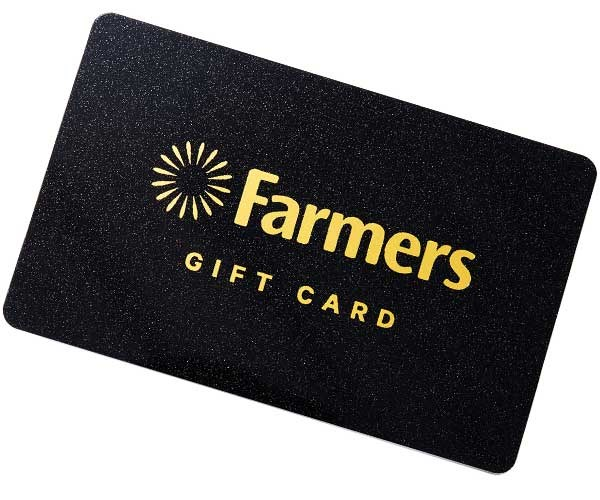 Win a $500 voucher from Farmers