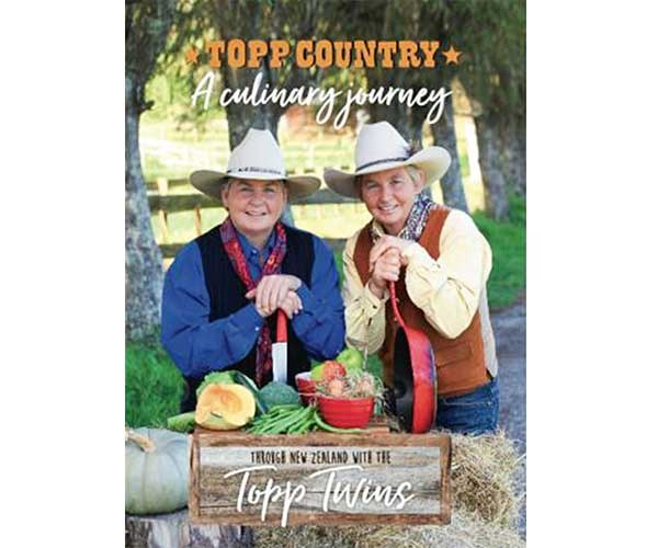 Win a copy of the Topp twins' new book
