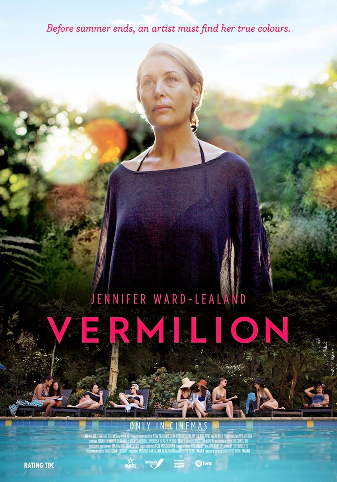 *Vermilion* is in cinemas from November 8.