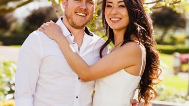 MAFS' Dan and Yuki: don't compare us to Brett and Angel, we're more like Harry and Meghan