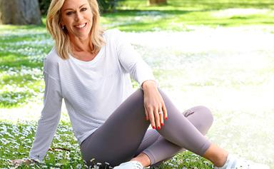 Wendy Petrie on her roles as protective mother, keen runner and 'older woman' on TV