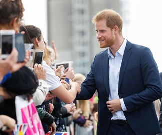 Prince Harry's touching words of encouragement to an Auckland boy who lost his mum too will melt your heart