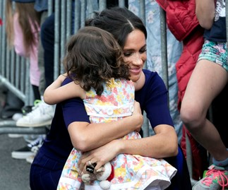 Prince Harry and Duchess Meghan charmed Rotorua crowds on their last public walkabout