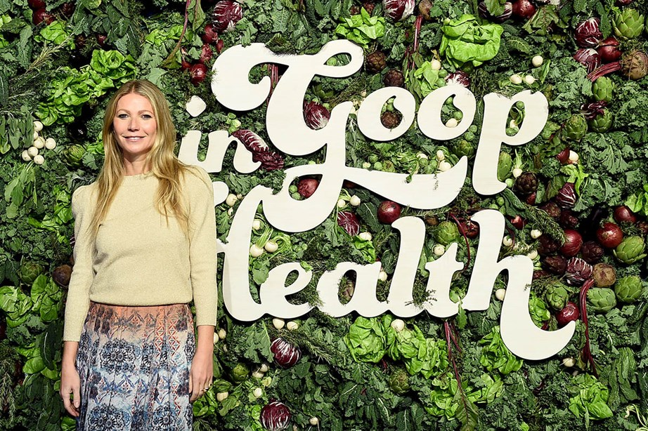 Gwyneth Paltrow is bringing her lifestyle and wellness brand to Netflix. *(Image: Getty)*