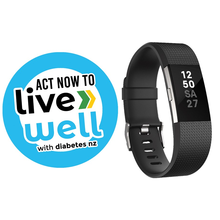 Win a Diabetes Action Month 'Act Now To Live Well' prize pack