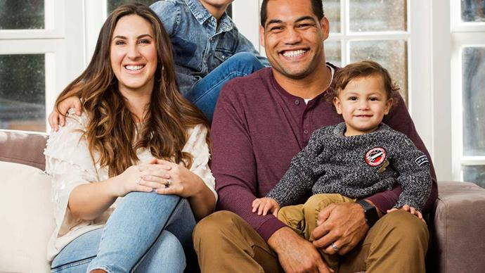 Kiwi league star Adam Blair on why moving his family home to NZ has been his greatest joy