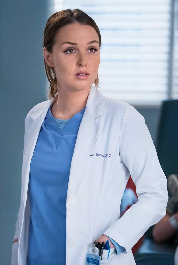 Camilla brings the good medicine as Jo in Grey's Anatomy.