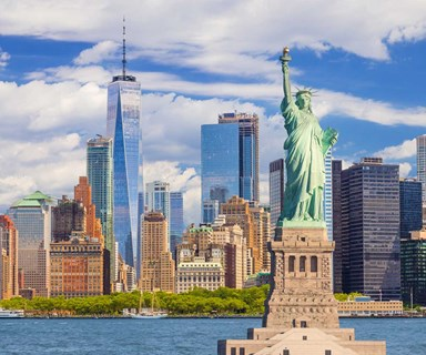New York's most glamorous spots to visit