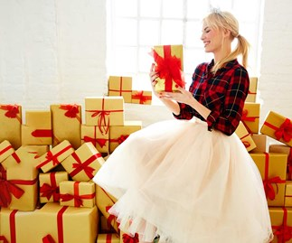 The busy person's Santa list