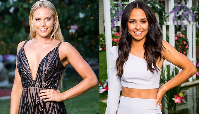 Cass, left, and Brooke have already been confirmed for *BIP.*