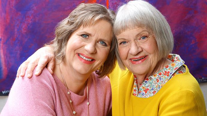 Like mother like daughter - Elizabeth McRae's delight at being played by her daughter Katherine in Shortland Street - The Musical