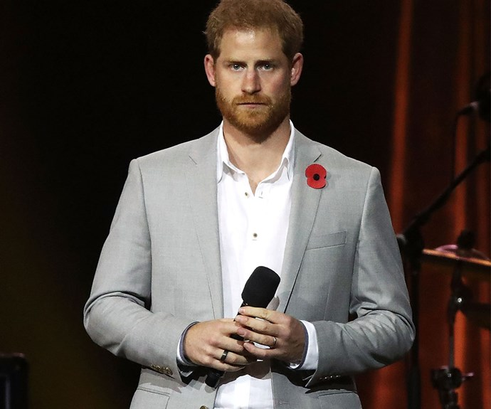 The heartbreaking way Prince Harry dealt with his mother's death