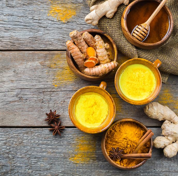 Ayurvedic recipes use lots of spices to aid digestion and support immunity.
