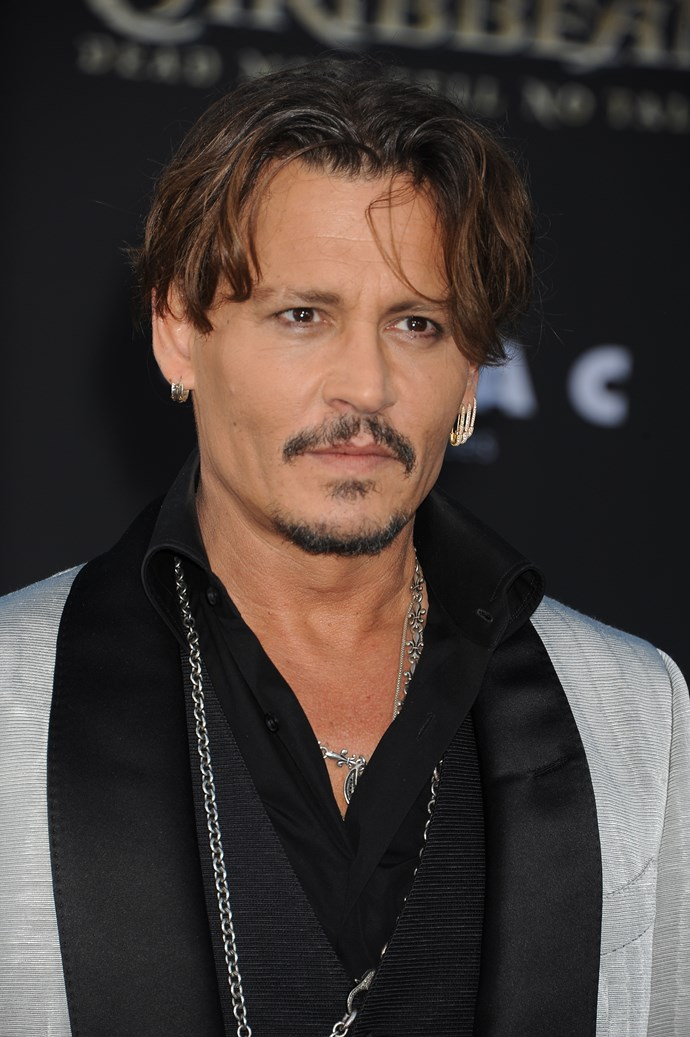 Johnny Depp took out the the title for a second time in 2009. The actor and musician won the award for the first time in 2003.