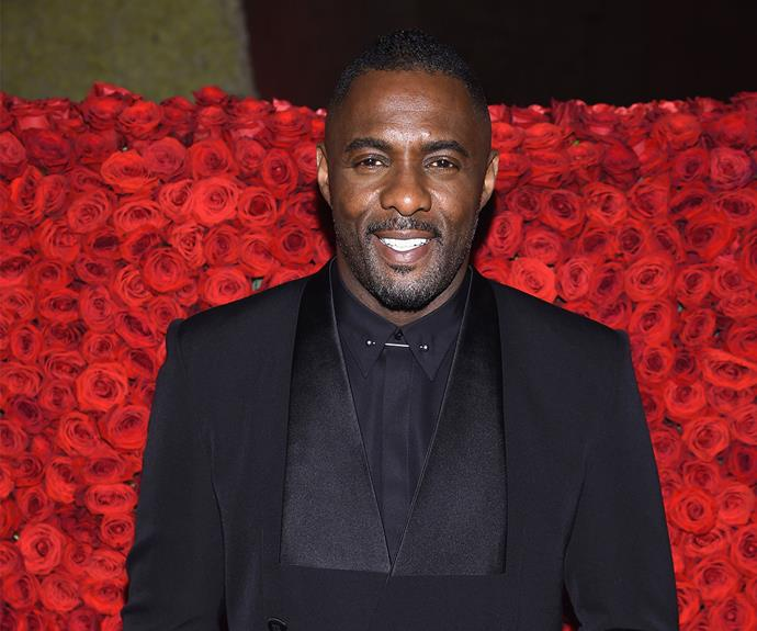 Idris Elba has been named 'Sexiest Man Alive' and we can't say we're surprised