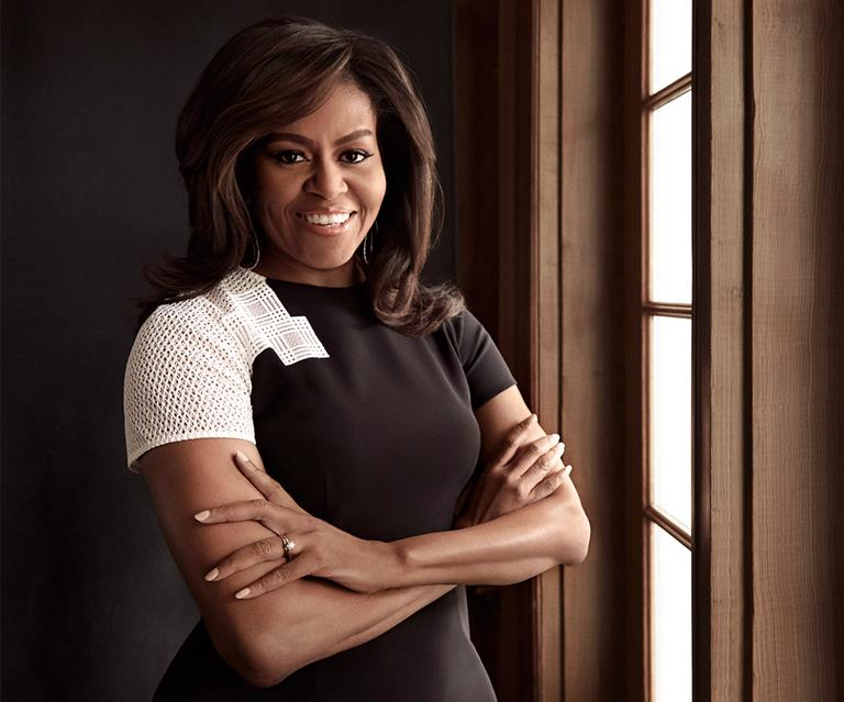 Michelle Obama and the influential women leading the current