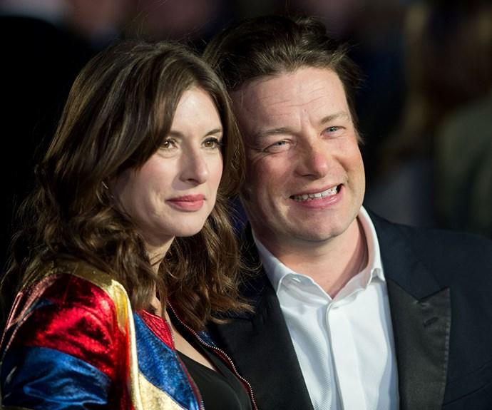 Jamie Oliver wife Jools