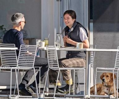 Lorde's loved-up date in Auckland with rumoured boyfriend Justin Warren