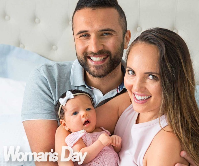 The Bachelor NZ's Claudia Conaglen's dramatic emergency Caesarean birth