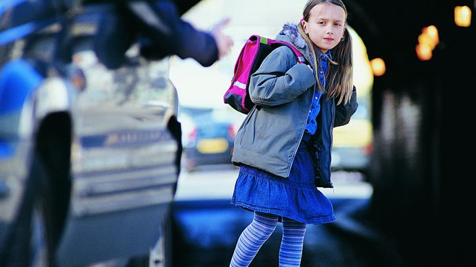 A 10-year-old girl outsmarts a would-be kidnapper and every parent and child needs to know how