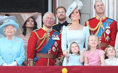 A gorgeous new photo of the British royal family has been released - and Prince Louis makes an appearance