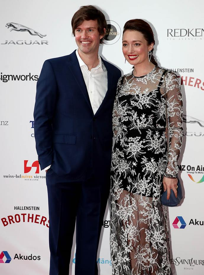 "[Newly engaged](https://www.nowtolove.co.nz/celebrity/celeb-news/antonia-prebble-and-dan-musgrove-engaged-38471|target=""_blank"") *Westside* actors Dan Musgrove in Working Style and Antonia Prebble in Juliette Hogan."