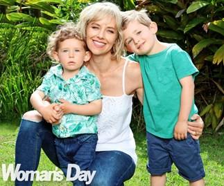 Debbie Newby-Ward's double IVF blessings