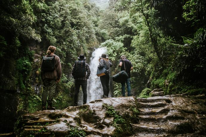 The ethos of the Forest Lane brand is all about getting out into Aotearoa's beautiful wild places as often  as possible – a philosophy the founders live by every day.