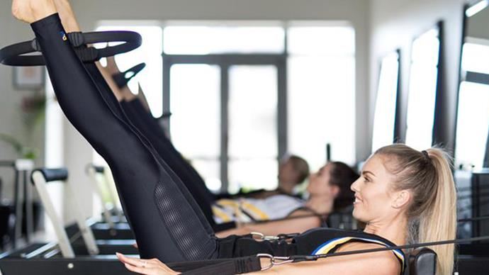 Everything you've ever wanted to know about pilates