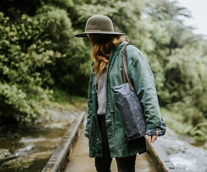 Meet the former Kiwi Olympian designing sustainable bags inspired by New Zealand's landscape