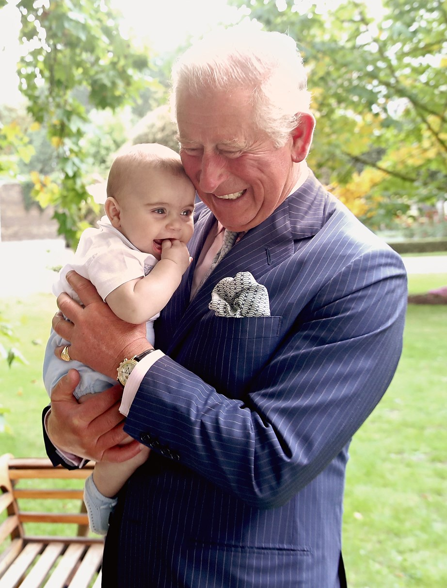 Prince Charles admitted he didn't want his granchildren to think he hadn't done enough to try and help save the planet when they were older. *(Image: Getty/Chris Jackson)*