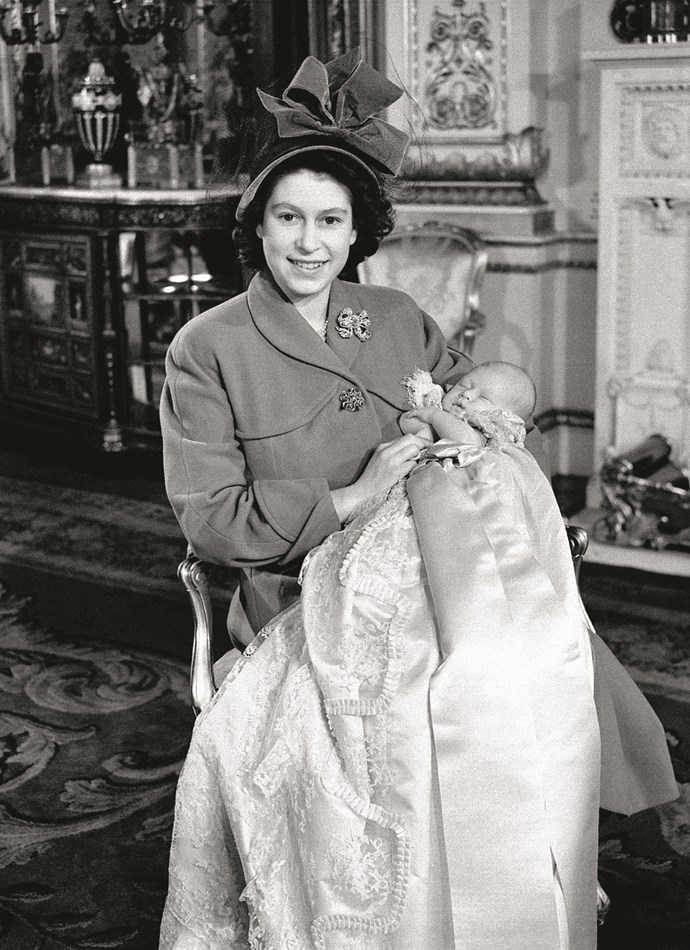 **November 14, 1948**  Charles Philip Arthur George – the first child of Princess Elizabeth and Prince Philip, the Duke of Edinburgh, is born at Buckingham Palace.