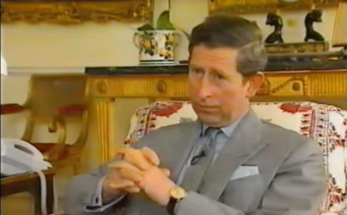 **June 29, 1994**  Charles admits in a TV interview that he had an affair with former girlfriend, Camilla Parker Bowles,  while married to Diana.