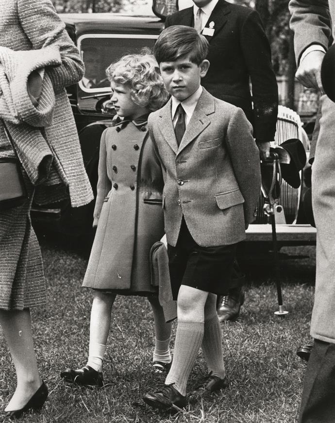 **July 26, 1958**  Nine-year-old Charles is given the title Prince of Wales and Earl of Chester, but has to wait another 11 years until his investiture.
