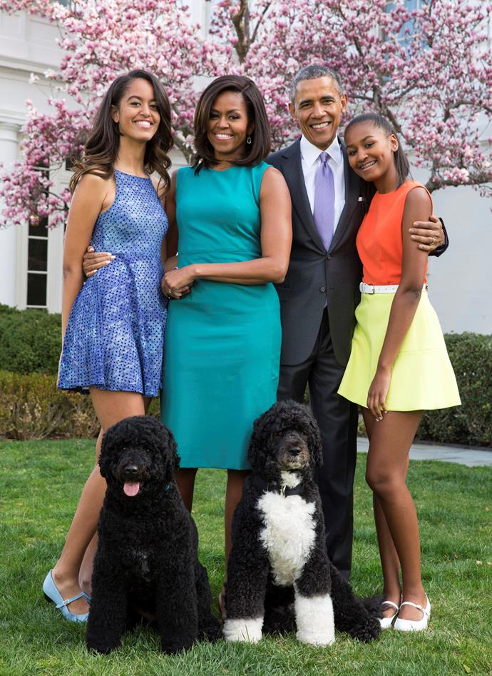 Michelle has disclosed how she and former US president Barack used IVF to conceive daughters Malia and Sasha.