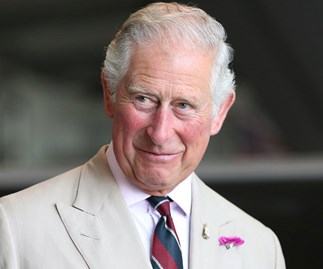 He may be heir to the throne, but Prince Charles is simply Grandpa Wales in this gorgeous new set of photos