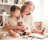 Do flexible hours for working mothers really work?