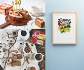 Win an Otis Frizzell print celebrating 120 years of Bell Tea
