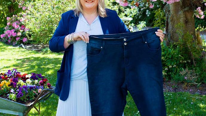 The inspiring story of a Canterbury mum's 62kg weight loss after being told she wouldn't live past 50
