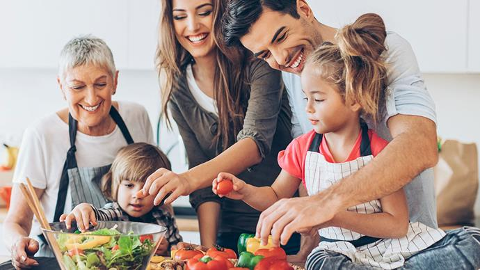 A nutrition scientist shares how you can encourage healthy eating in your household