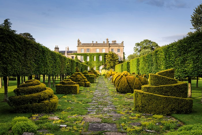 Prince Charles' secret garden and who he allows into it