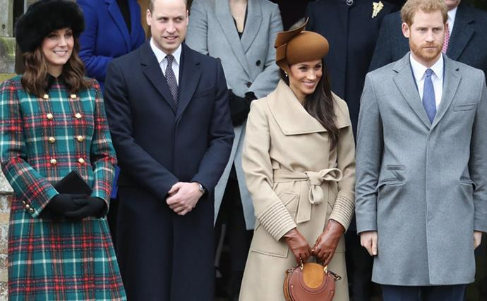 The Queen's kind Christmas gesture towards Meghan, Duchess of Sussex