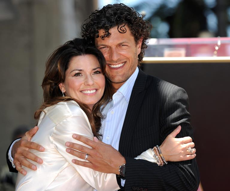 Mutt Lange And Marie Anne Thiebaud Wedding.Why Shania Twain S Return To New Zealand Will Be Bittersweet The