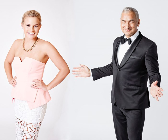 Mike McRoberts and Matilda Rice announced as the first Dancing With The Stars contestants for 2019