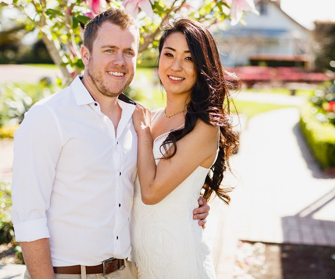 Married at First Sight NZ Dan and Yuki