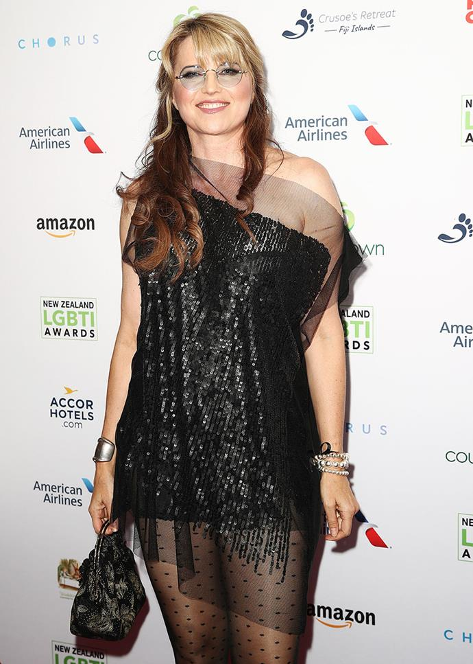 Lucy Lawless. *Photo: Getty Images*