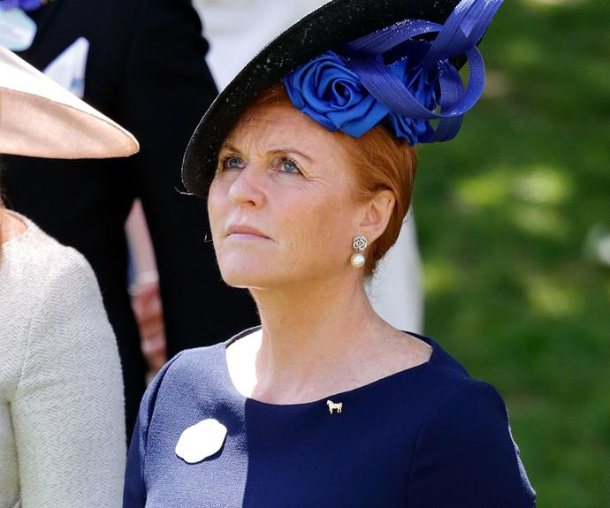 Sarah Ferguson opens up about her narrow 9/11 escape