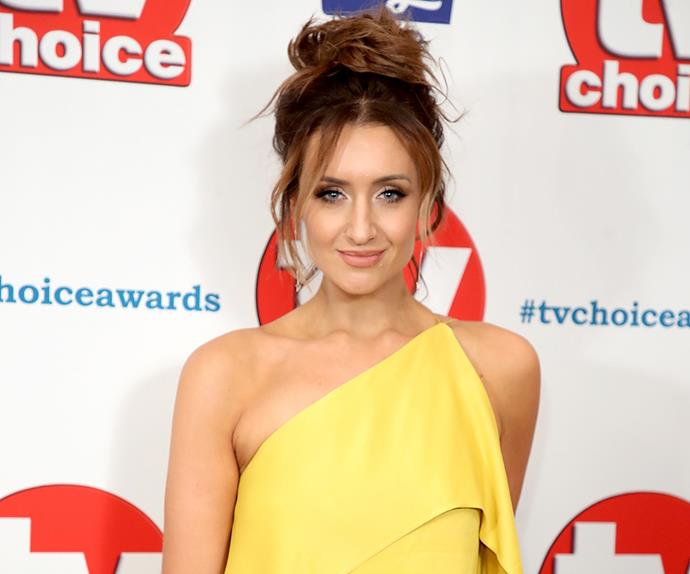 Catherine Tyldesley who plays Eva on Coronation Street